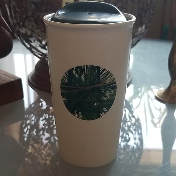 2014 ceramic Starbucks tumbler mug